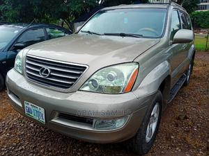 Lexus GX 2006 470 Sport Utility Gold | Cars for sale in Abuja (FCT) State, Central Business District