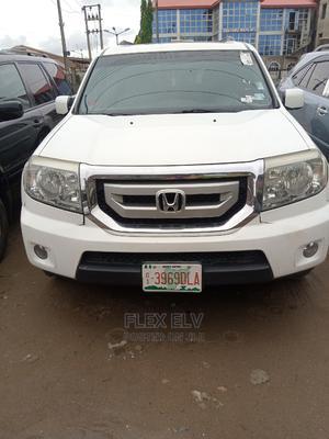 Honda Pilot 2011 White | Cars for sale in Lagos State, Ikeja