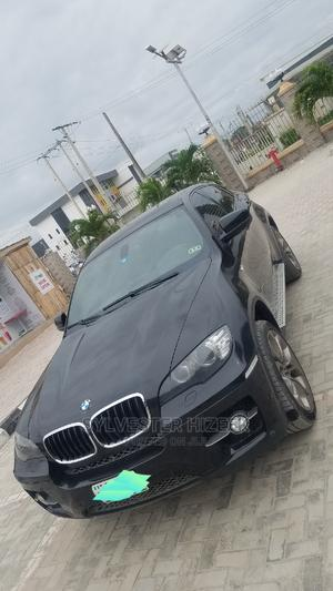 BMW X6 2012 Black | Cars for sale in Lagos State, Lekki