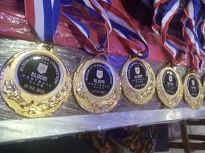 Medals Gold, Sliver Bronze | Arts & Crafts for sale in Lagos State, Ikeja