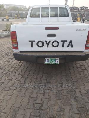 Toyota Hilux 2010 2.0 VVT-i SRX White | Cars for sale in Lagos State, Ikeja