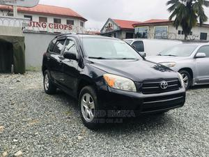 Toyota RAV4 2008 Black | Cars for sale in Rivers State, Port-Harcourt