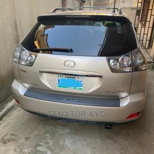 Lexus RX 2006 330 Gold   Cars for sale in Lagos State, Ikeja