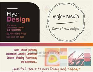 Graphics Design | Computer & IT Services for sale in Lagos State, Shomolu
