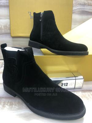 Billionaire Ankle Boots Suede Leather and Oxford   Shoes for sale in Lagos State, Lagos Island (Eko)