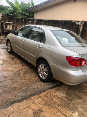 Toyota Corolla 2004 Silver   Cars for sale in Ondo State, Akure