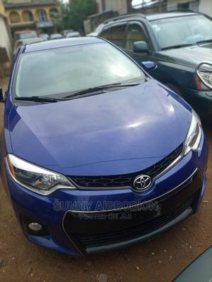 Toyota Corolla 2016 Blue   Cars for sale in Lagos State, Abule Egba