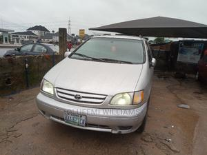 Toyota Sienna 2002 LE Silver | Cars for sale in Rivers State, Port-Harcourt