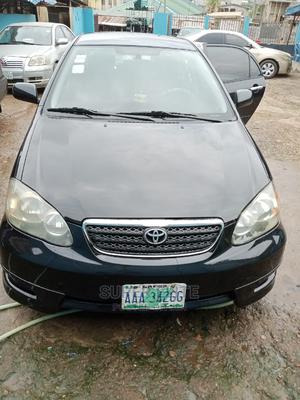 Toyota Corolla 2005 1.4 D-4d Automatic Black | Cars for sale in Oyo State, Ibadan