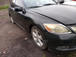 Lexus GS 2005 300 Black | Cars for sale in Lagos State, Ikeja