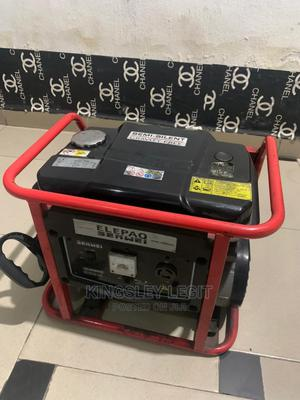 Big Clean Elepaq Generator Zero Gravity | Electrical Equipment for sale in Rivers State, Port-Harcourt
