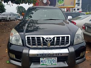 Toyota Land Cruiser Prado 2006 Black | Cars for sale in Lagos State, Magodo