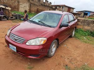 Toyota Corolla 2005 1.8 TS Red | Cars for sale in Oyo State, Ibadan