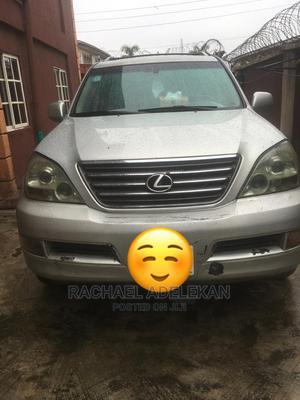 Lexus GX 2004 470 Silver | Cars for sale in Lagos State, Agboyi/Ketu