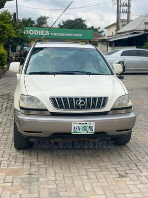 Lexus RX 2002 300 4WD Off White   Cars for sale in Oyo State, Ibadan