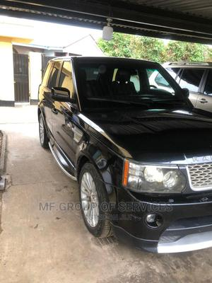Land Rover Range Rover Sport 2013 HSE 4x4 (5.0L 8cyl 6A) Black | Cars for sale in Lagos State, Surulere