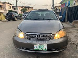 Toyota Corolla 2005 S Silver | Cars for sale in Lagos State, Apapa