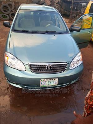 Toyota Corolla 2006 Blue | Cars for sale in Anambra State, Onitsha