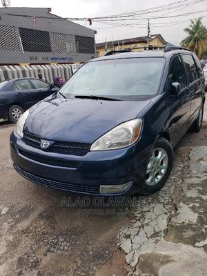 Toyota Sienna 2004 XLE AWD (3.3L V6 5A) Blue   Cars for sale in Lagos State, Surulere
