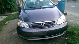 Toyota Corolla 2005 Gray   Cars for sale in Lagos State, Isolo