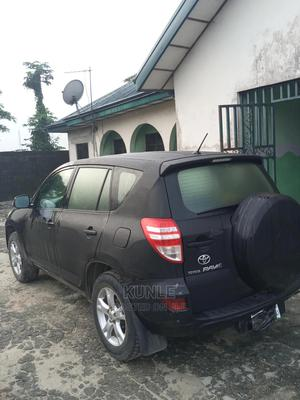 Toyota RAV4 2010 2.5 4x4 Black | Cars for sale in Rivers State, Port-Harcourt