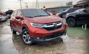 Honda CR-V 2019 Touring AWD Burgandy | Cars for sale in Lagos State, Lekki