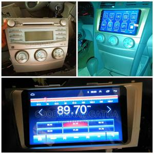 Toyota Camry 08 010/011 Android DVD Navigation System Camera   Vehicle Parts & Accessories for sale in Lagos State, Ikeja