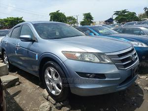 Honda Accord Crosstour 2010 EX-L AWD Blue   Cars for sale in Lagos State, Apapa