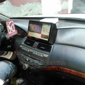 Honda Accord 09/010/Android DVD Navigation System Camera   Vehicle Parts & Accessories for sale in Lagos State, Ikeja