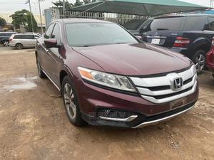 Honda Accord Crosstour 2013 EX-L W/Navigation Red   Cars for sale in Lagos State, Lekki