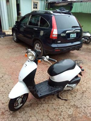 Honda Today 2019 White | Motorcycles & Scooters for sale in Anambra State, Nnewi