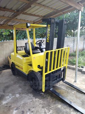2.5tons Hyster Forklift   Heavy Equipment for sale in Ogun State, Ado-Odo/Ota