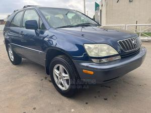 Lexus RX 2003 Blue | Cars for sale in Lagos State, Ogba