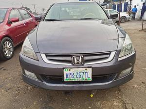 Honda Accord 2005 Gray   Cars for sale in Rivers State, Port-Harcourt