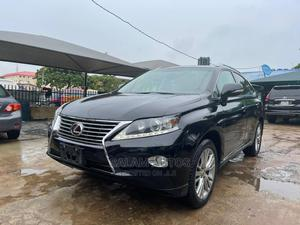 Lexus RX 2014 350 AWD Black | Cars for sale in Lagos State, Ogba