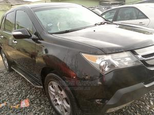 Acura MDX 2007 Black | Cars for sale in Lagos State, Ikeja