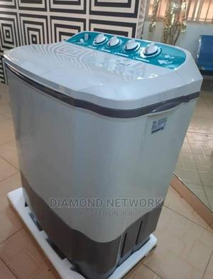 Hisense 10kg Washing Machine Twin Tub Top Loader   Safetywear & Equipment for sale in Lagos State, Ojo