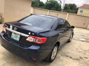 Toyota Corolla 2012 Blue   Cars for sale in Oyo State, Ibadan