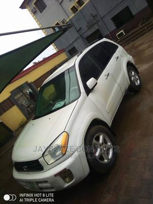 Toyota RAV4 2003 Automatic White   Cars for sale in Lagos State, Ikotun/Igando