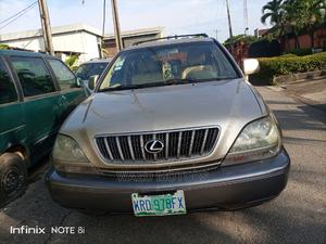 Lexus RX 2003 Gold | Cars for sale in Lagos State, Amuwo-Odofin
