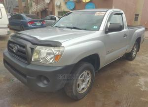 Toyota Tacoma 2007 Silver   Cars for sale in Lagos State, Ikeja