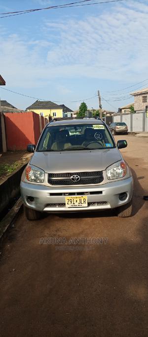 Toyota RAV4 2005 Silver | Cars for sale in Lagos State, Alimosho