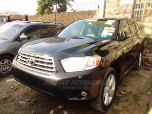 Toyota Highlander 2010 Limited Black   Cars for sale in Lagos State, Isolo