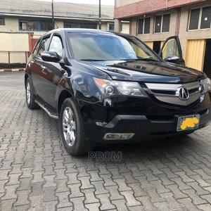 Acura MDX 2008 Black | Cars for sale in Rivers State, Port-Harcourt