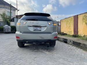 Lexus RX 2007 350 4x4 Silver | Cars for sale in Lagos State, Surulere