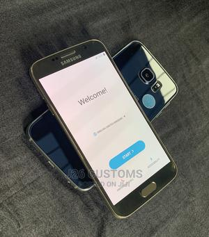 Samsung Galaxy S6 32 GB Gold | Mobile Phones for sale in Lagos State, Ojo