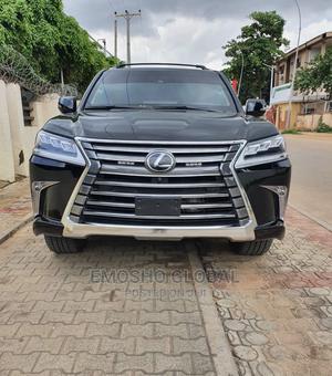 Lexus LX 2021 570 AWD Black   Cars for sale in Abuja (FCT) State, Garki 2
