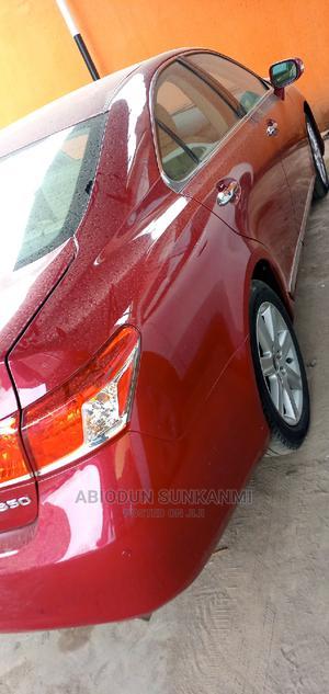 Lexus ES 2011 350 Red | Cars for sale in Lagos State, Ojodu