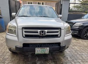 Honda Pilot 2006 Silver | Cars for sale in Lagos State, Ikeja