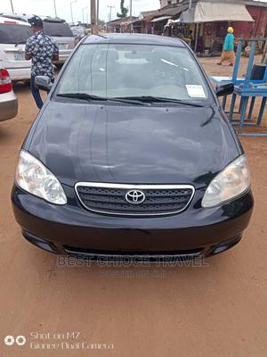 Toyota Corolla 2005 CE Black   Cars for sale in Lagos State, Badagry